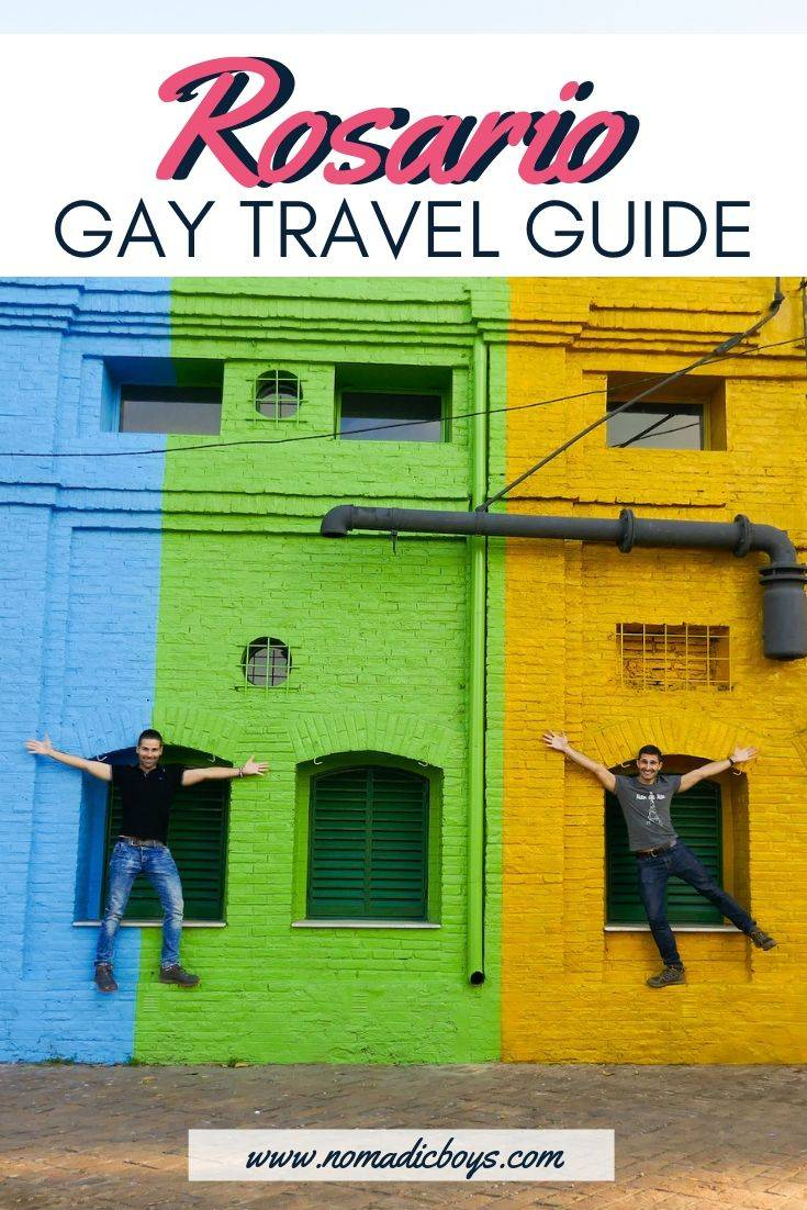 Find out where all the best gay hotels, bars, clubs, restaurants, events and things to do are in Rosario, Argentina.