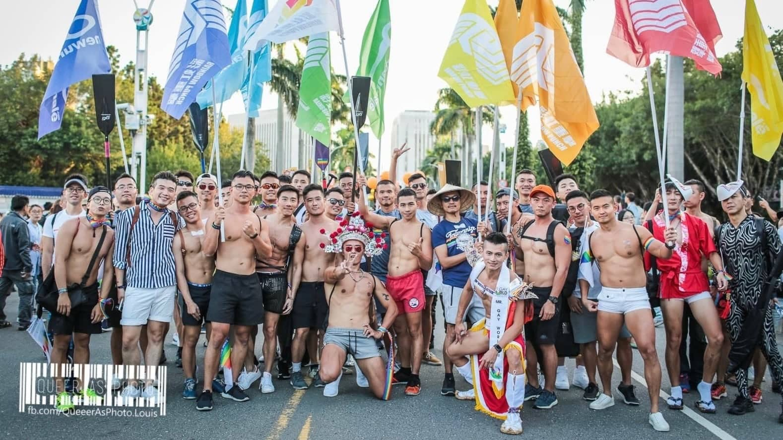 some of the best gay parties in the world
