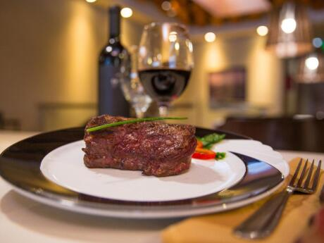 Alcorta is one of the best steakhouse restaurants in Córdoba.