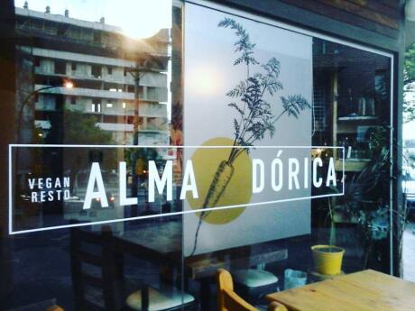 For the best vegan food in Córdoba head to Alma Dorica.