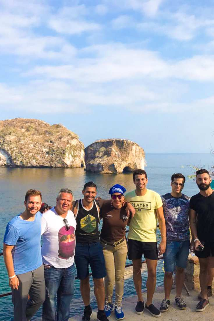 Everything you need to know to plan a fabulous trip to Puerto Vallarta - a gay heaven in Mexico!