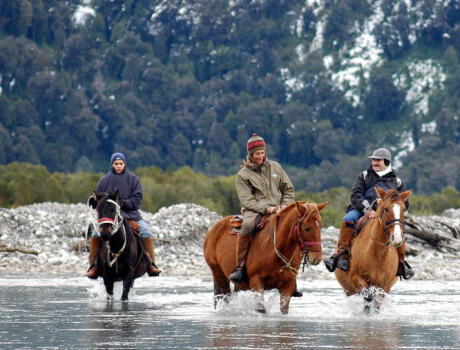 Horse-riding is a fantastic way to enjoy the views while exploring Mendoza.