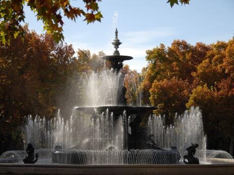 Make sure you explore the city of Mendoza, including the beautiful San Martin Park.