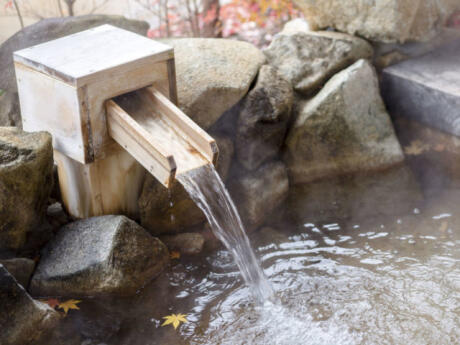 Relaxing in the soothing waters of an onsen is a must-do when in Tokyo.