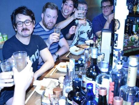 Get an introduction to Tokyo's gay scene on a gay night tour.