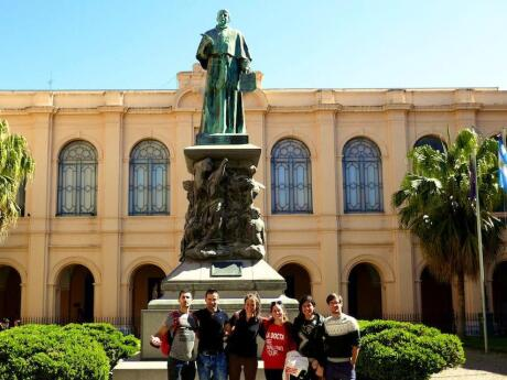 Gay travellers to Córdoba will love learning about the history of the city on a free local-led walking tour of the city.