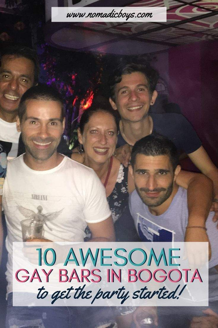 Our guide to the ten most awesome gay bars in Bogota, to get the party started!