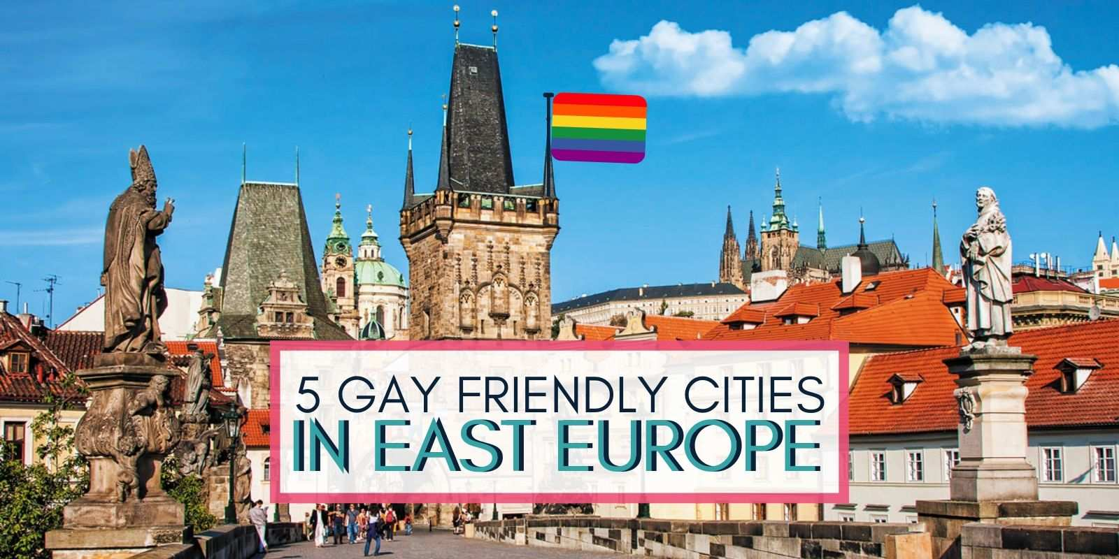 A guide to the most gay friendly cities in East Europe, including the best gay bars and events to check out on your travels.