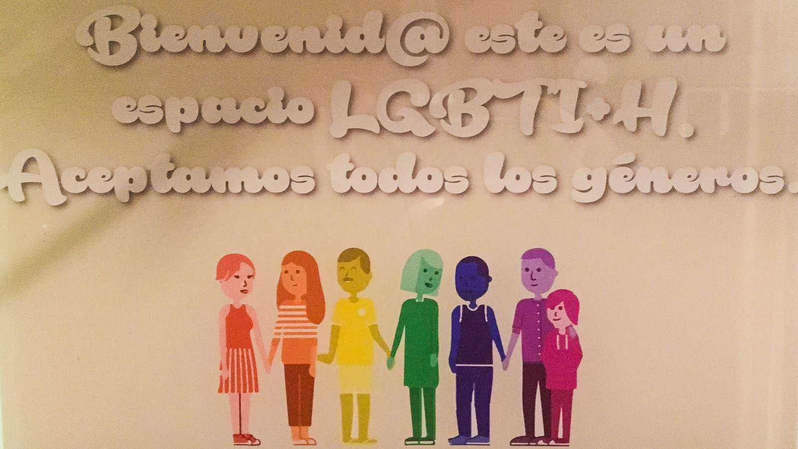 Bogota's gay neighbourhood of Chapinero is also home to the country's first LGBTI community centre.