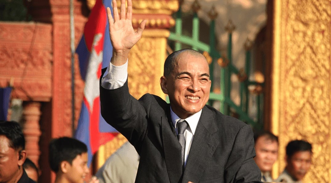 Cambodia gay friendly country in Asia King Norodom Sihamoni supports LGBTQ laws