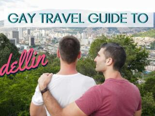 All our favourite gay bars, clubs, hotels and attractions in Medellin, Colombia.