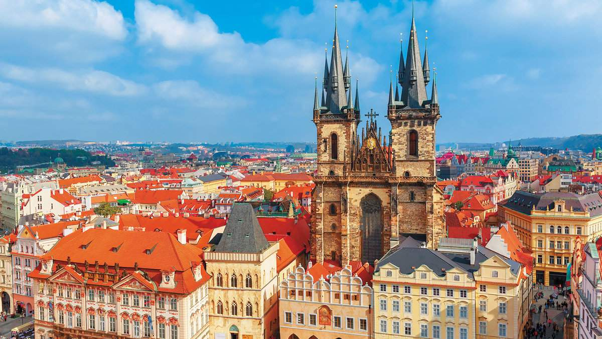 Prague one of the most gay friendly cities in Europe