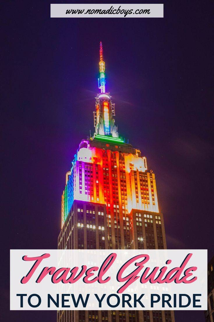 Our guide to all the best gay parties, events, places to stay and things to do during Pride in New York City.
