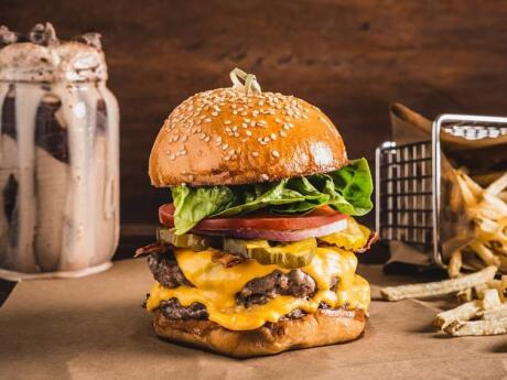 For the best burgers in Bogota (plus crazy freakshakes) don't miss out on Agadon!