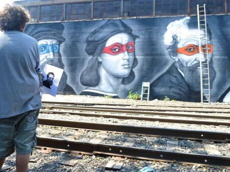 Make sure you take the time to discover some of New York's best graffiti art during your visit.