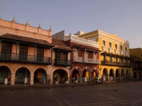 Exploring Cartagena's old town and history is a must for gay travellers