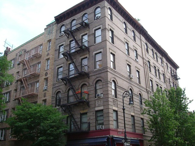 Visit the building used for exterior shots on the hit tv show Friends while you're in New York!