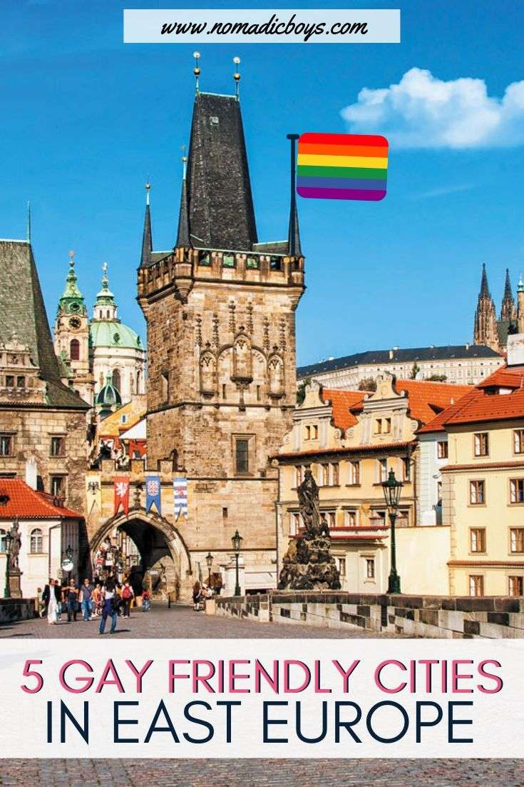 Find out our favourite gay friendly cities in Eastern Europe!
