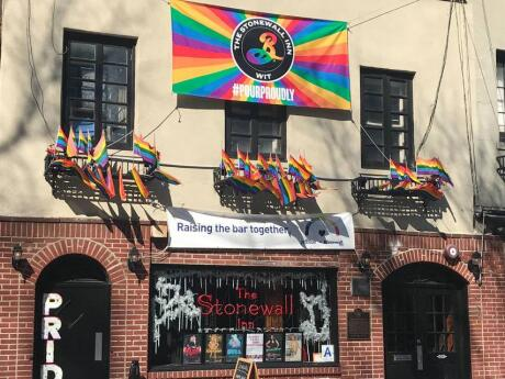 Join a gay tour of New York and visit iconic spots such as the Stonewall Inn.