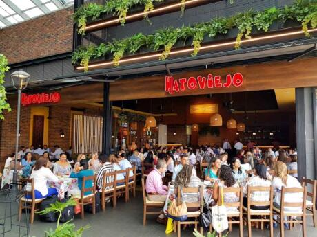 For the best traditional Colombian cuisine in Medellin, head to one of Hatoviejo's three restaurant locations.