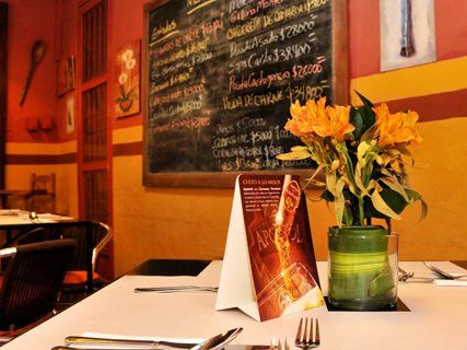 La Cocina de Pepina serves delicious homestyle Colombian cuisine in their cosy restaurant