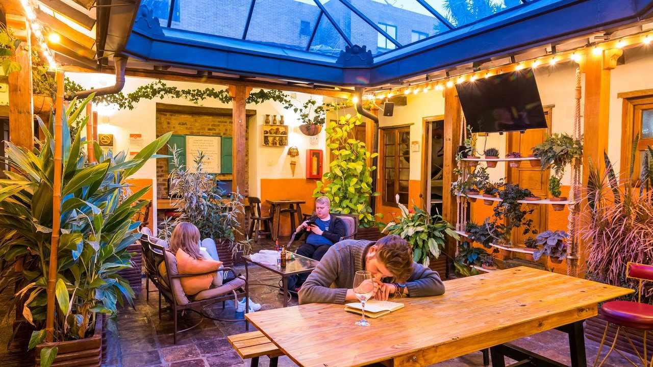 Masaya Hostel - gay accommodation in Bogota, Colombia