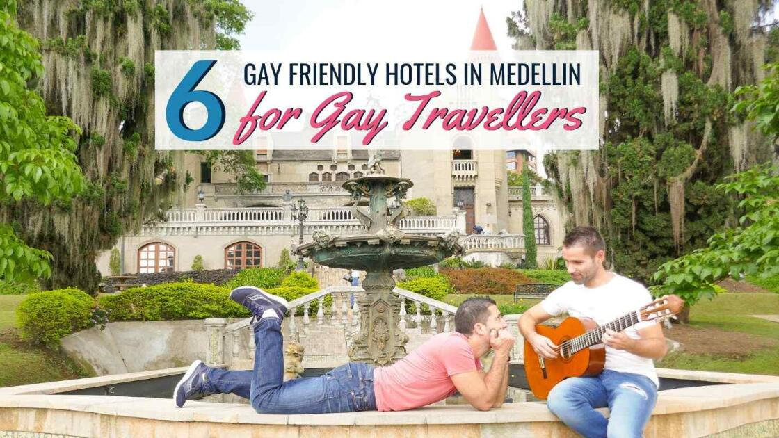 6 cool and unique gay friendly hotels to stay in Medellin