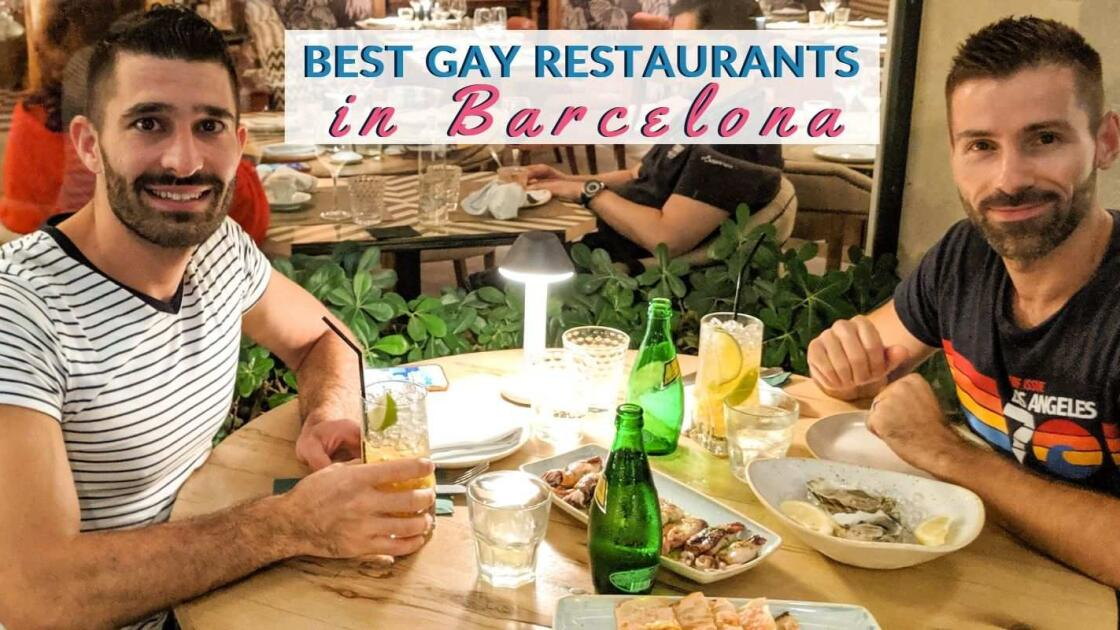 Gay restaurants in Barcelona to pamper your fabulous taste buds