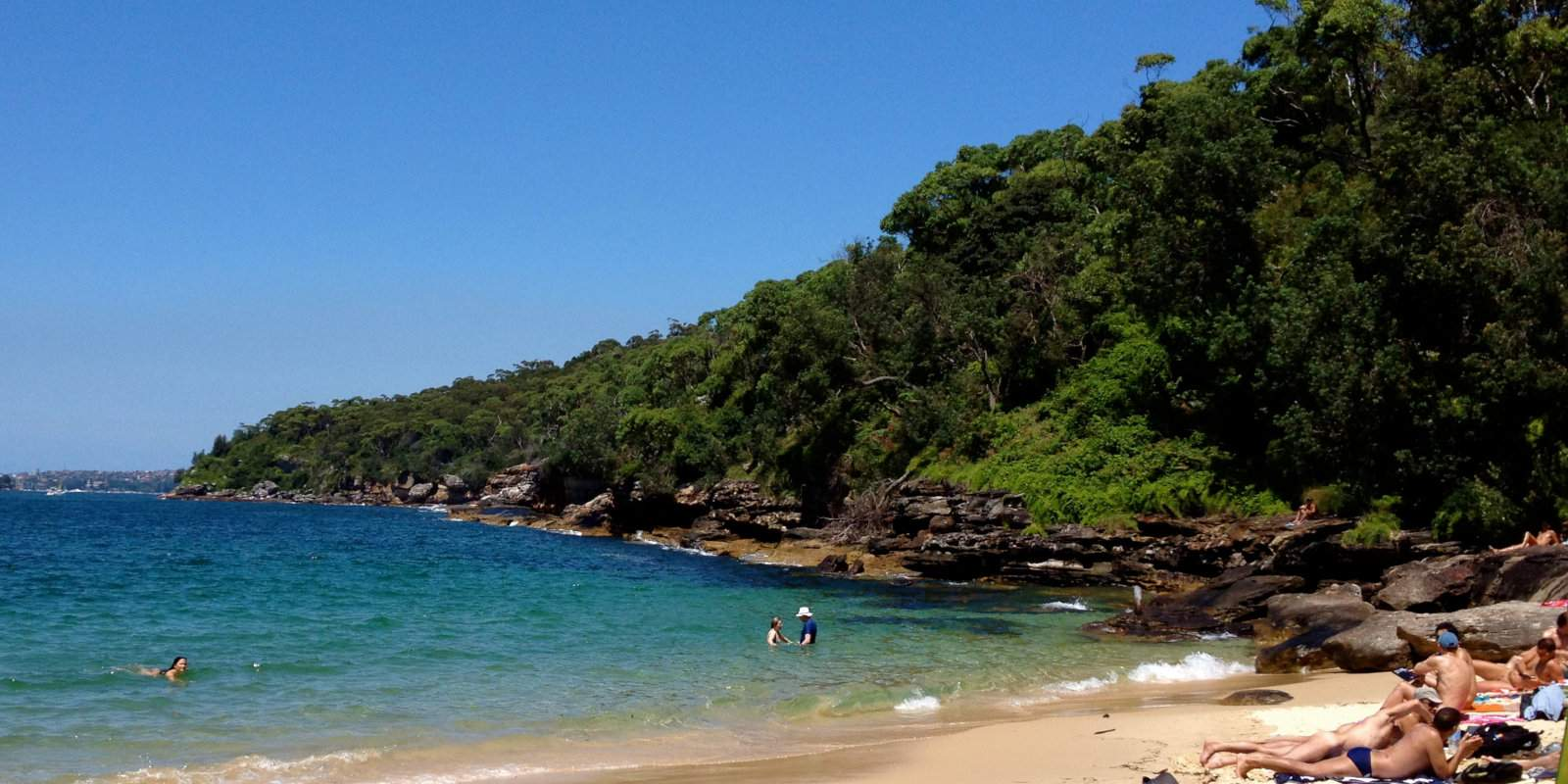 Obelisk Beach is Sydney's best gay nude beach for enjoying the Aussie sun!
