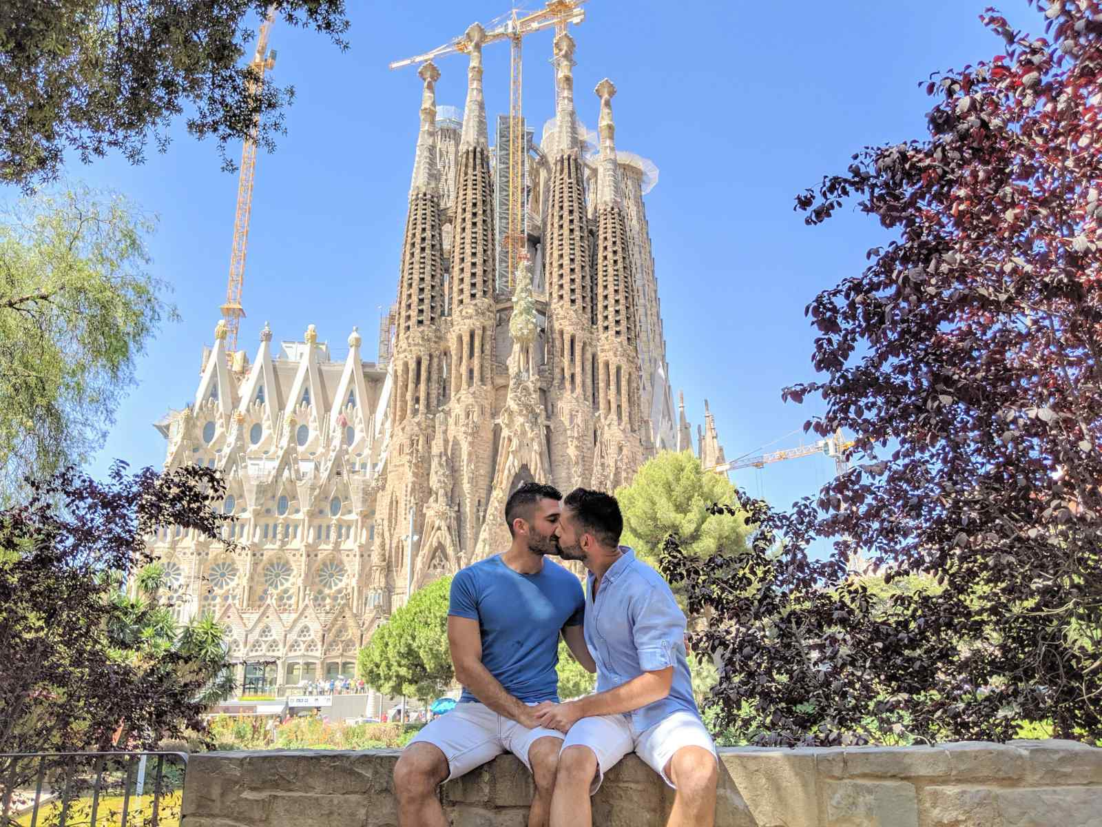 Learn about Gaudi's masterpiece and other amazing architecture on the Modernist House Tour - one of the best gay tours to do in Barcelona