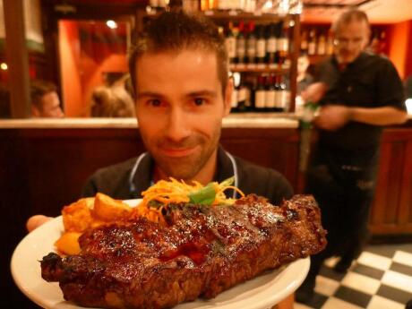 Argentina is a meat-lover's paradise, with more cows than people and so many delicious cuts to try!