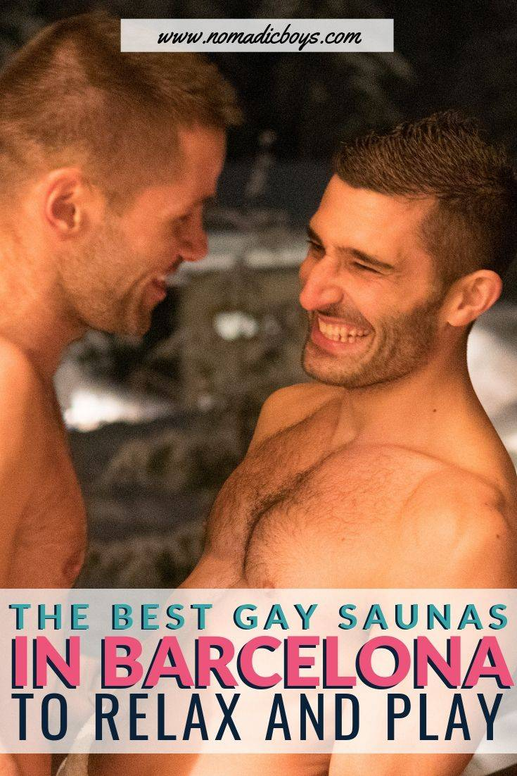 These are our favourite gay saunas in Barcelona that are a great mix of relaxation space and party zone!