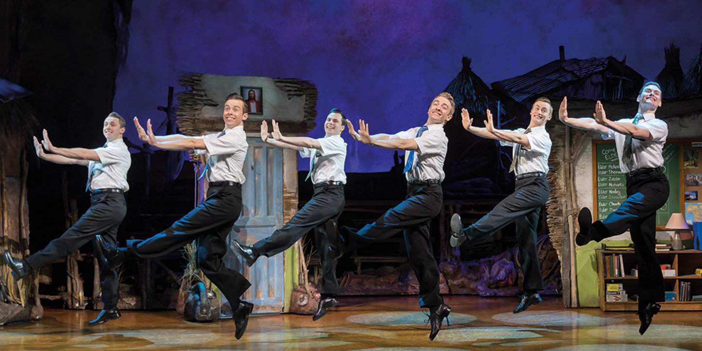 The Book of Mormon is a hilarious must see musical currently showing in London