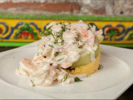 For the freshest and most delicious ceviche in Cartagena, make sure you visit the gay friendly restaurant Cebiches & Ceviches