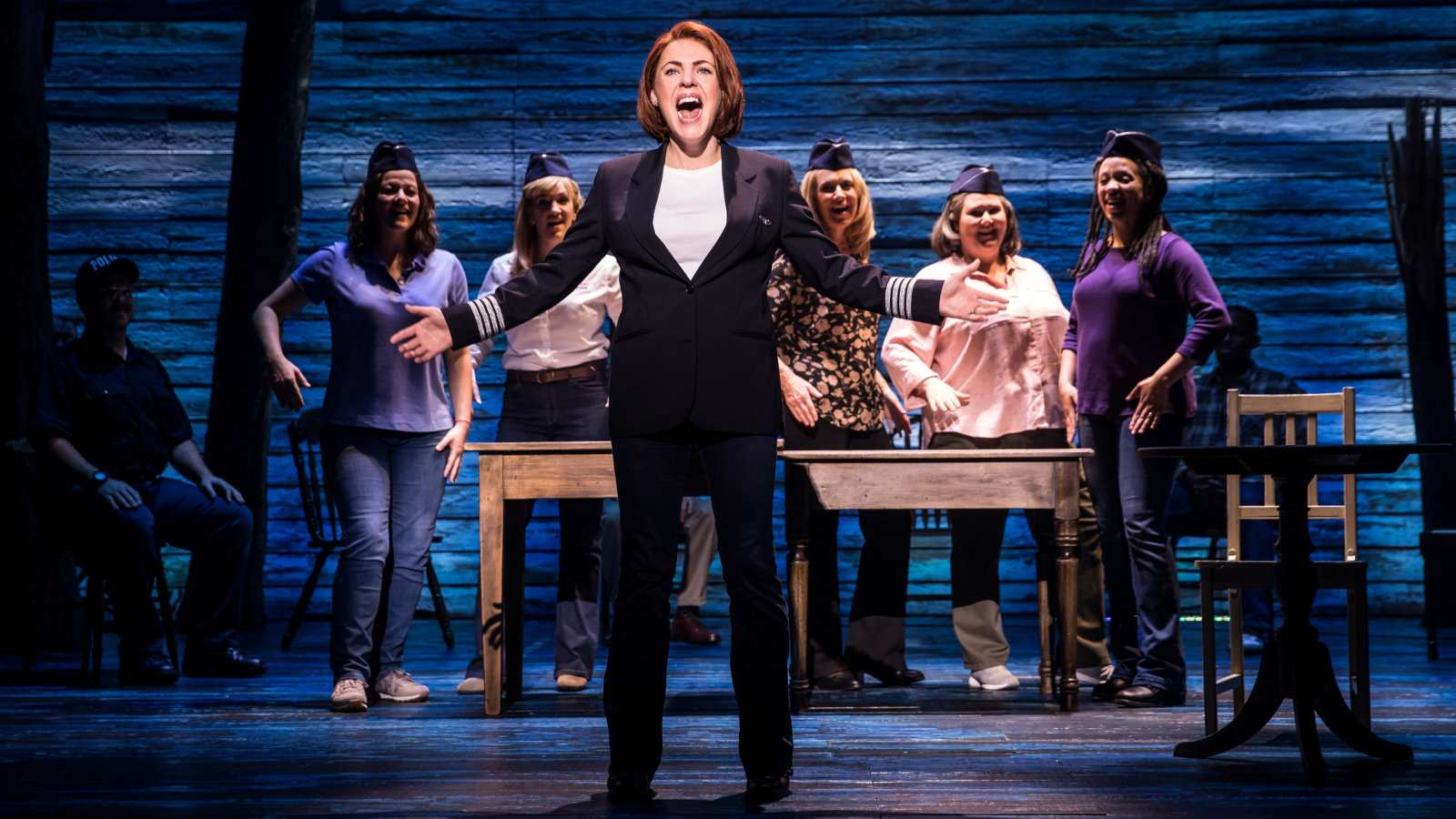 Come From Away is a heartwarming musical about community and tolerance not to be missed when you're in London