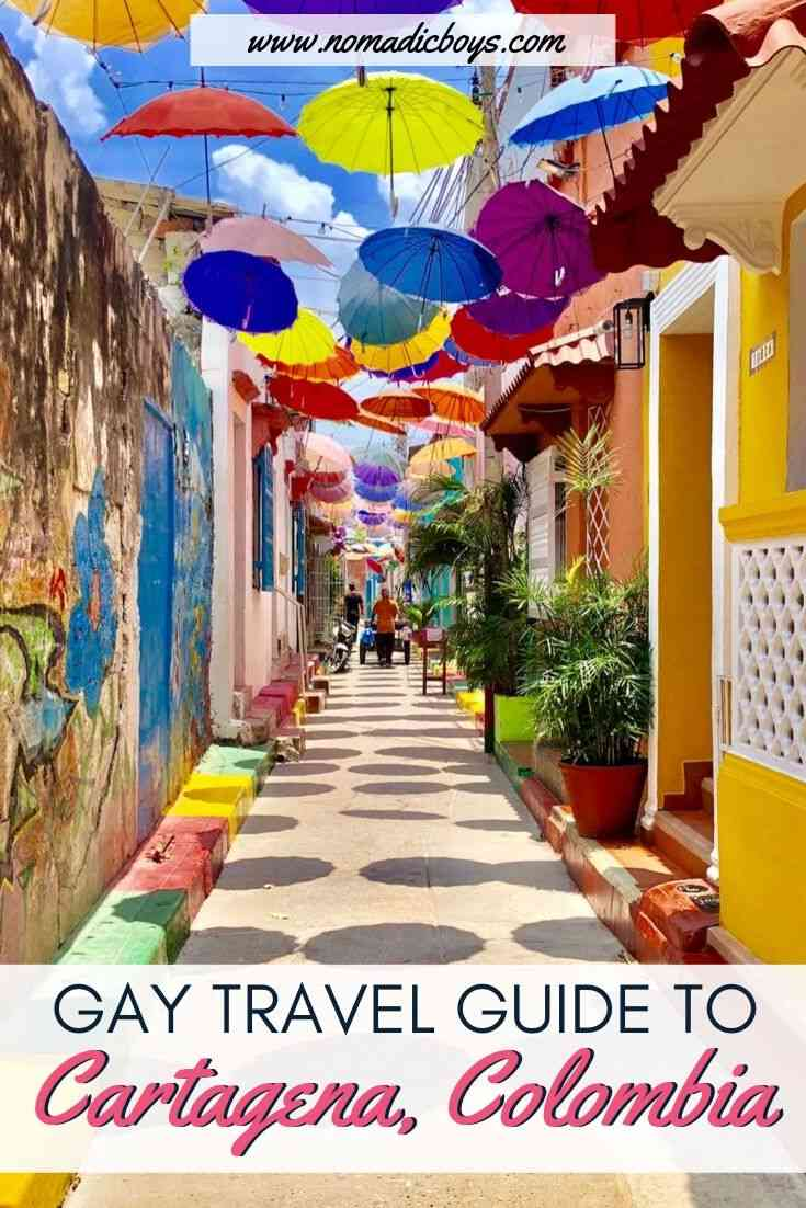 more to a gay traveller than Colombia