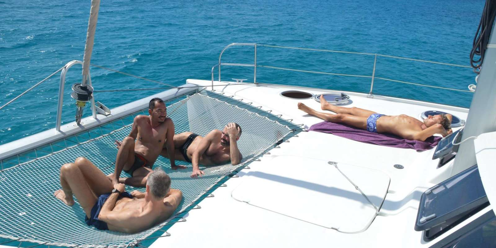 Relax and enjoy the stunning beaches and islands off the Croatian coast on this gay nude cruise