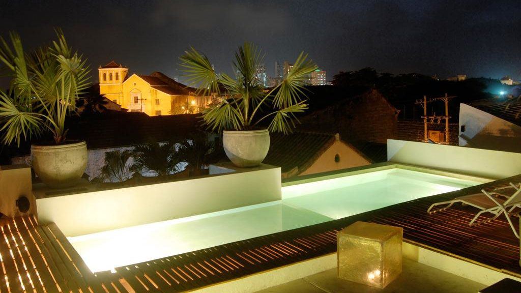Hotel Casa Lola is a gay owned and run establishment with beautiful rooftop pools