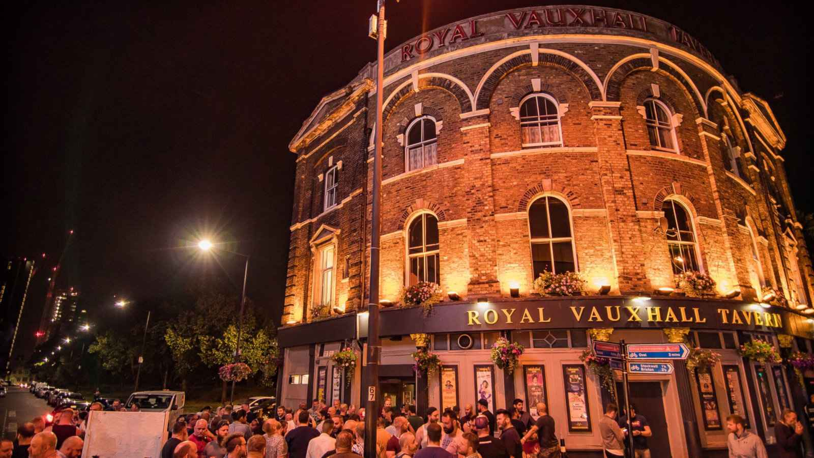 The Royal Vauxhall Tavern is one of the best drag clubs in London that has to be experienced!