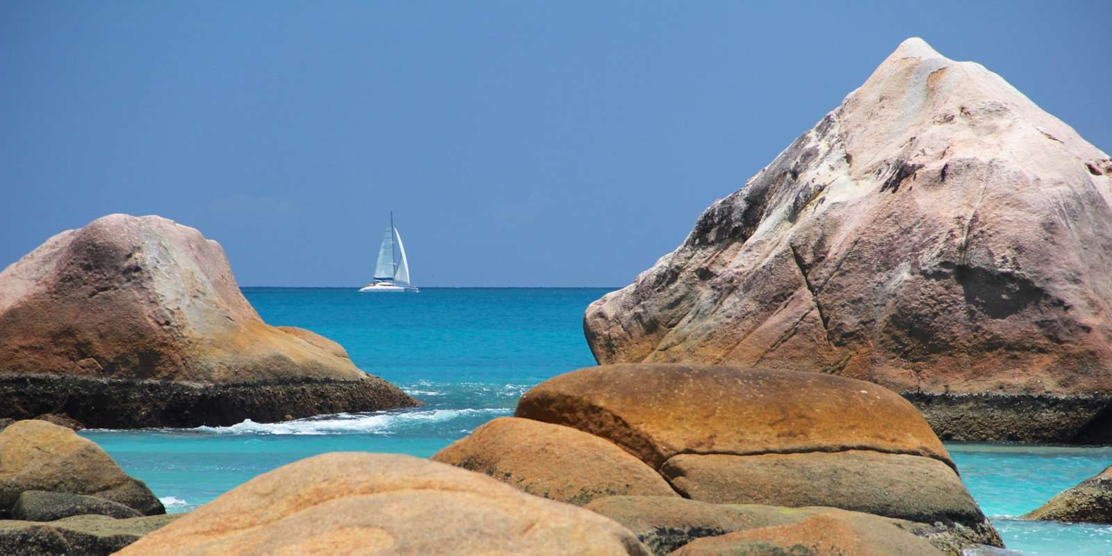 Explore the beautiful Seychelles on a gay cruise with GaySail