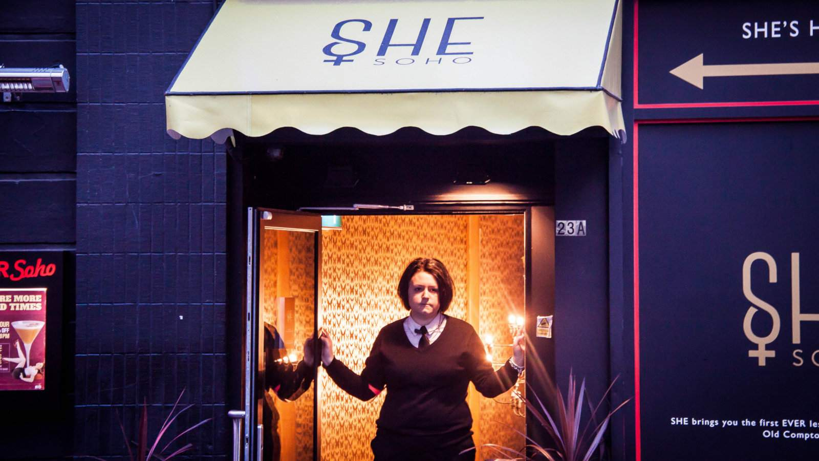 She Soho is the perfect gay drag bar for the ladies!