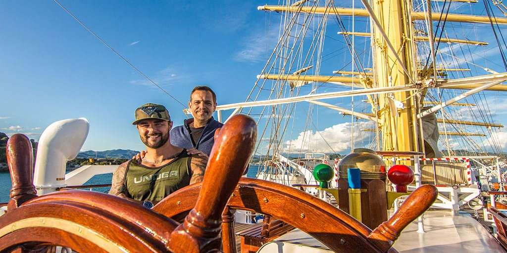 Live your own gay Greek Odyssey with a Source Events cruise