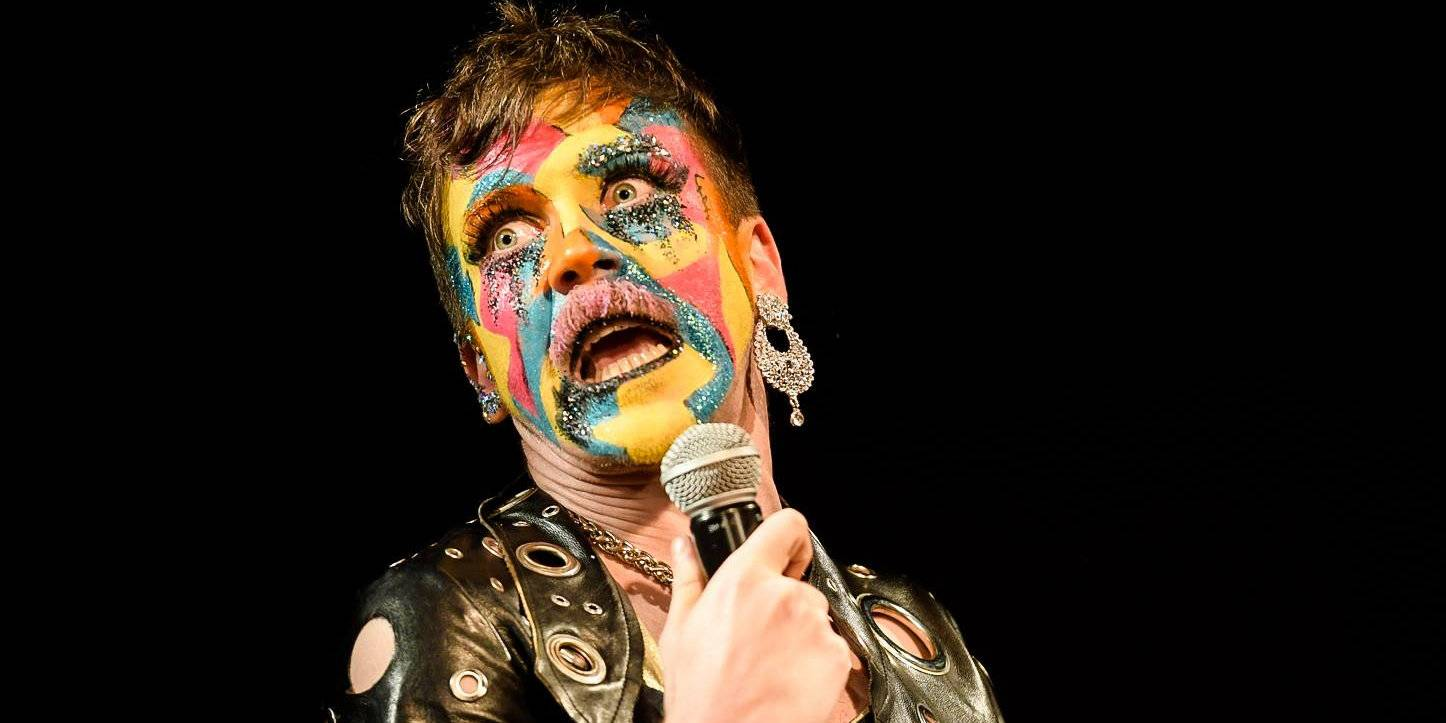 Belfast's Outburst Queer Arts Festival originally began as a grassroots movement to promote the LGBTQ+ cause