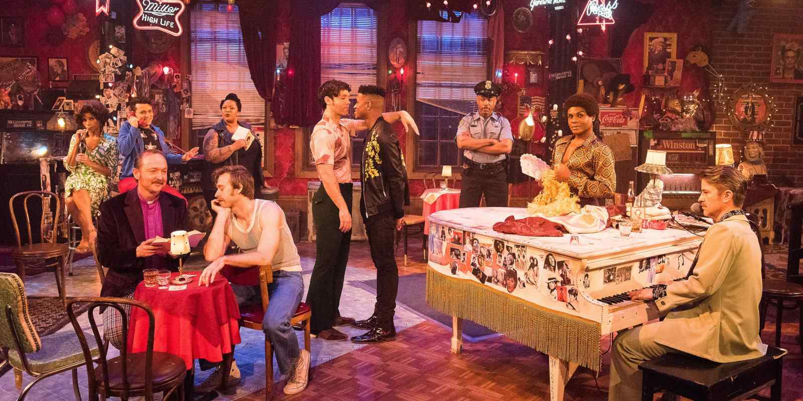 The View Upstairs is a gay theatre show in London you shouldn't miss