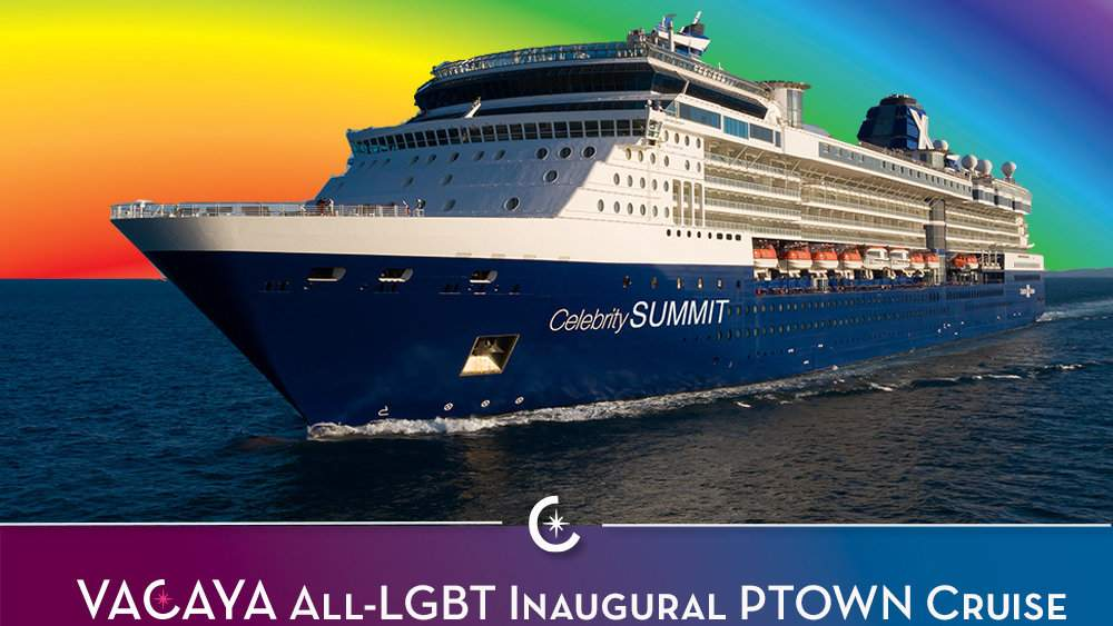 Visit the gay hub of Ptown on a cruise from New York with Vacaya