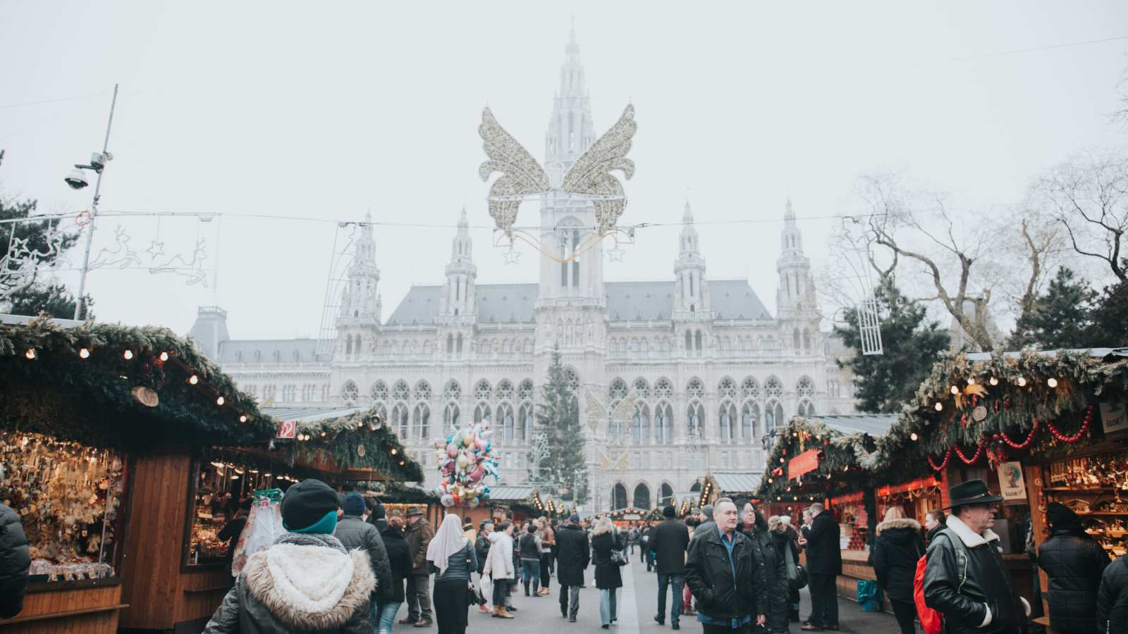 See the best of Europe's Christmas markets on an LGBT Christmas market river cruise