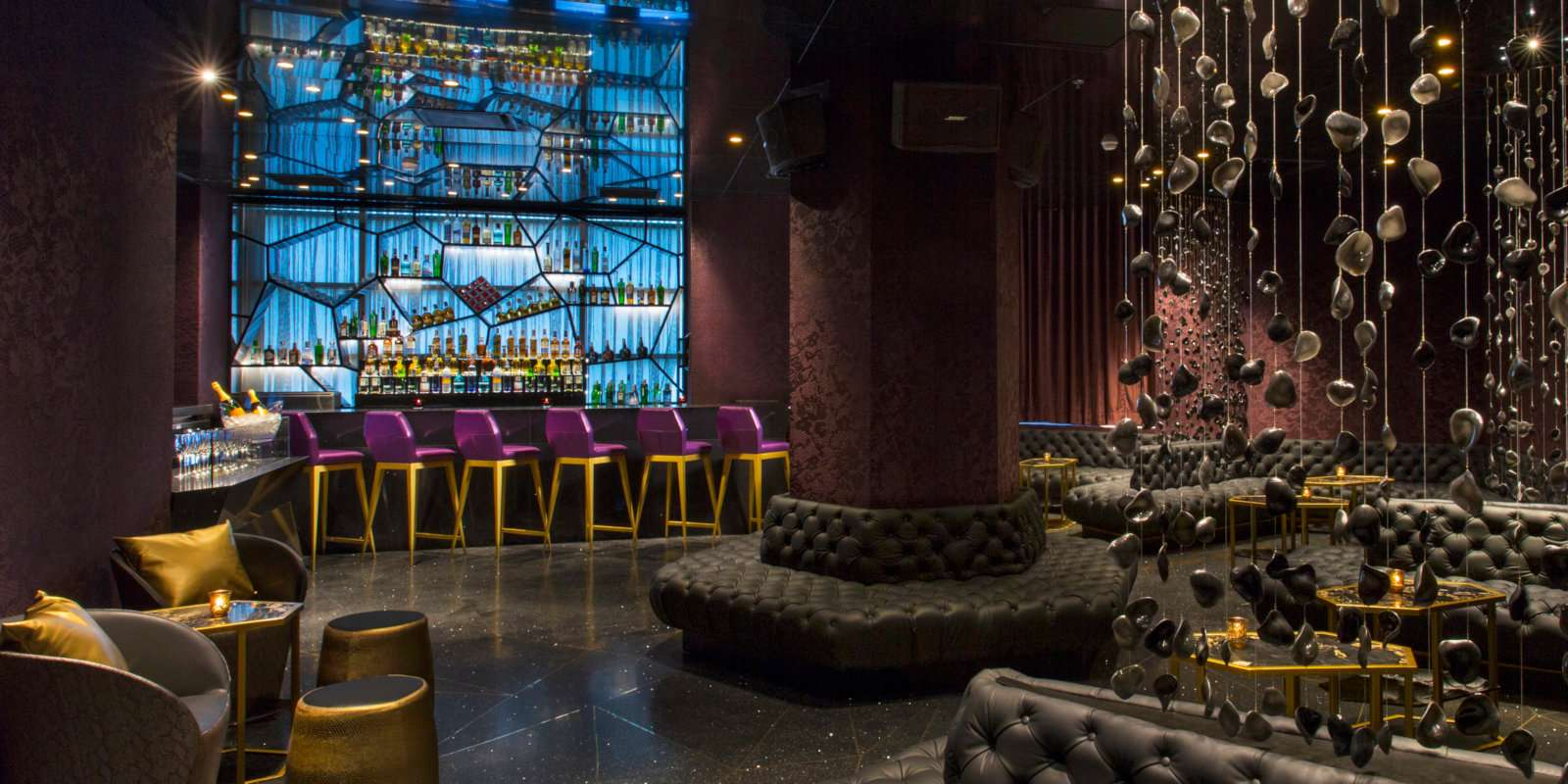 The W Hotel in Bogota might be a bit away from the main gay scene but it's definitely worth the journey for it's gorgeous colours and amenities.