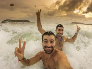 Experience the stunning islands of Thailand on this clothing optional gay cruise