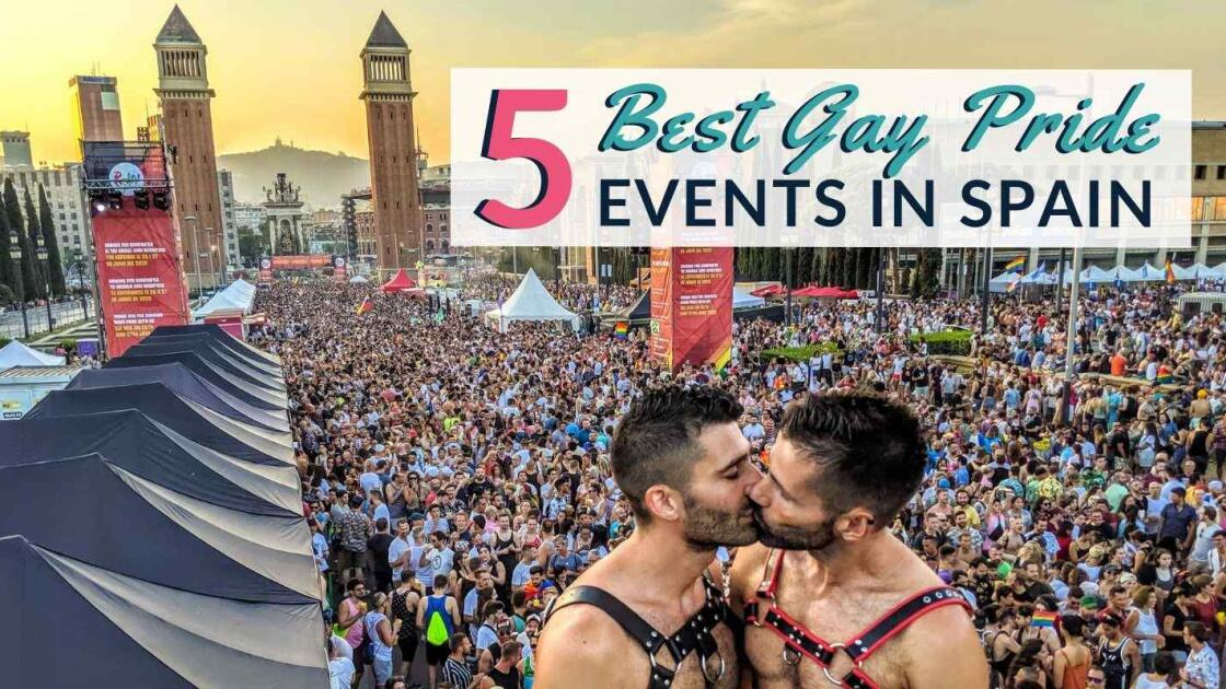 5 best gay Prides in Spain