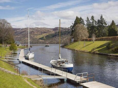 Fort Augustus one of best thing to do in Inverness